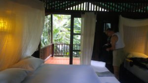 """""""Hideaway"""" treehouse at Our Jungle House"""