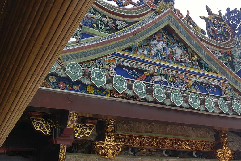Khoo Kongsi Temple, Penang