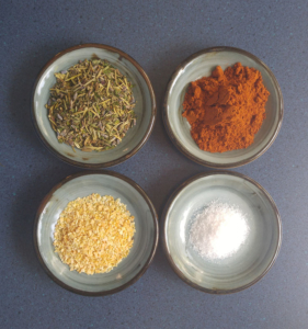 Components of the secret recipe