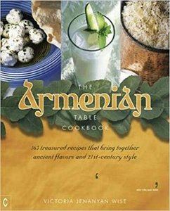 Cover of The Armenian Table Cookbook