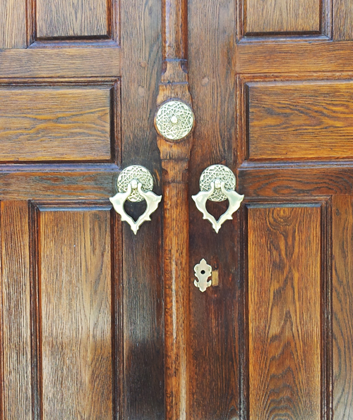 Istanbul brass latches
