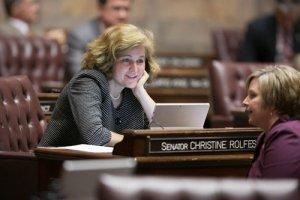 WA State Senator Christine Rolfes