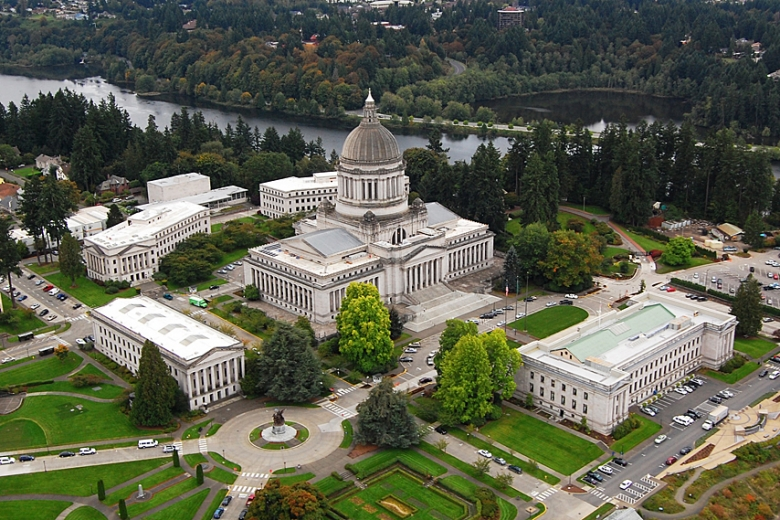 Washington State Capitol Building, Olympia, WA