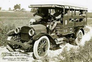 Ambulance truck 1917